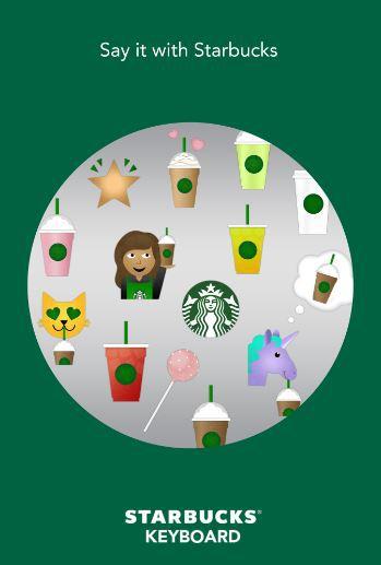 Emoji Marketing Starbucks