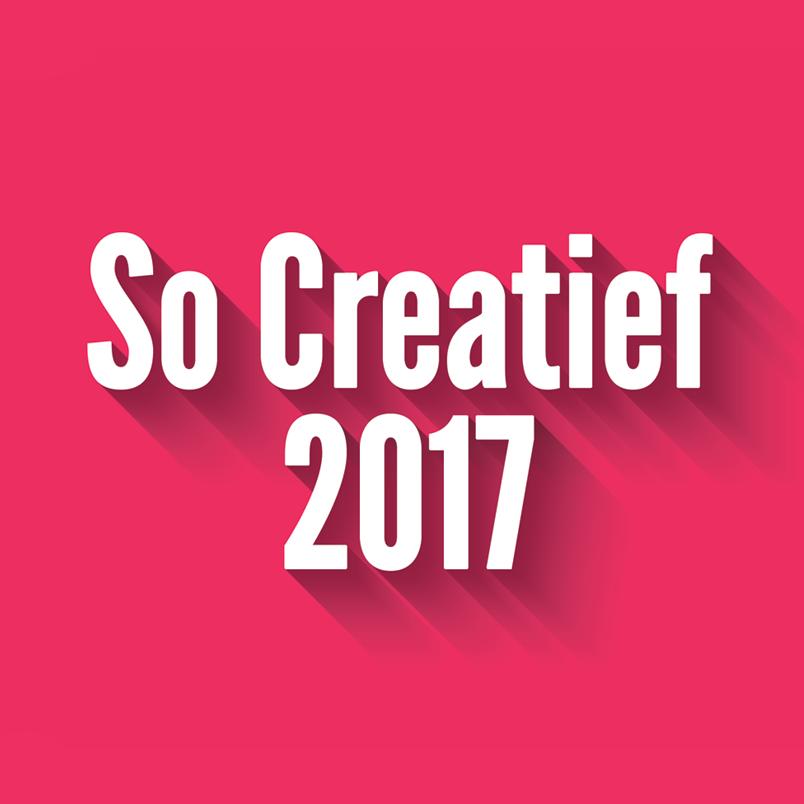 So Creatief 2017!