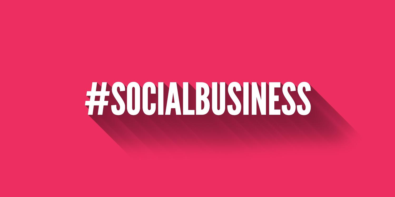 #SocialBusiness