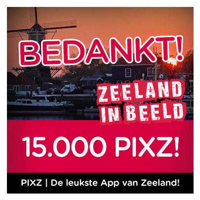15.000 unieke Zeeuwse foto's op PIXZ!