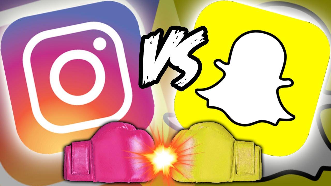 maxresdefault instagram stories vs snapchat stories