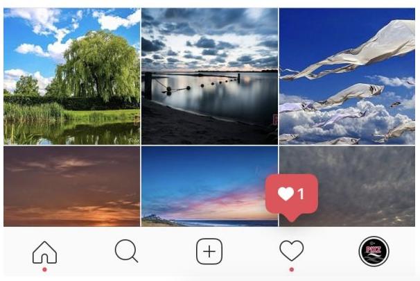 Meerdere accounts in Instagram beheren