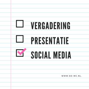 Hoe organiseer je social media voor jouw bedrijf?