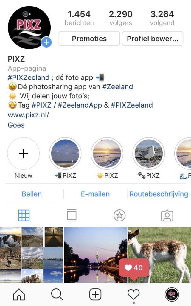 Hoe maak ik een Hoogtepunt van mijn Stories op Instagram?
