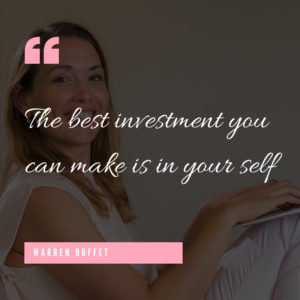 The best investment you can make is in your self | Skills & Self = Success