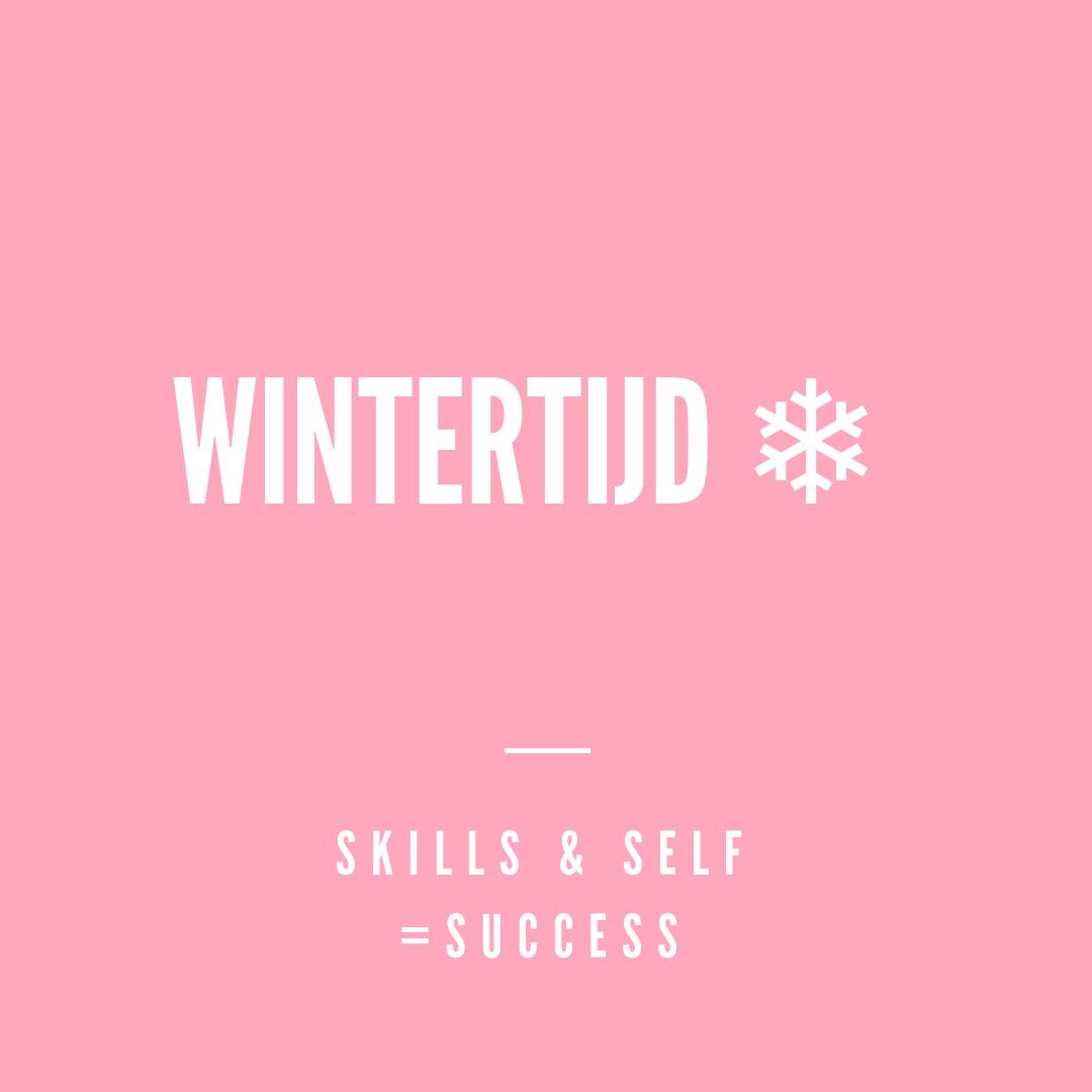 Wintertijd bij So-MC; nieuwe website!