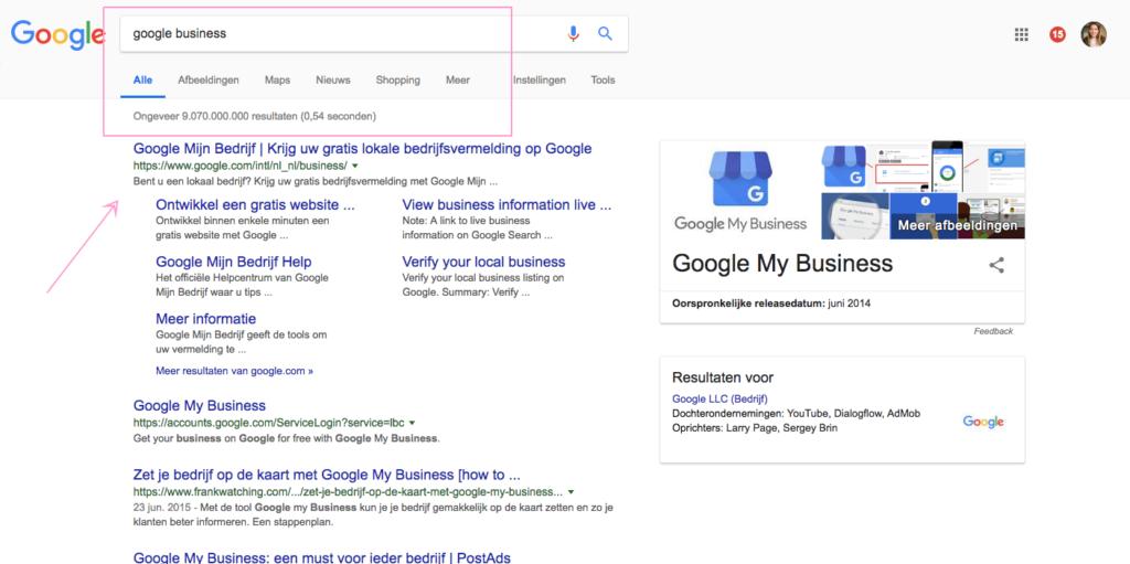 Hoe maak ik mijn eigen Google Business Account?