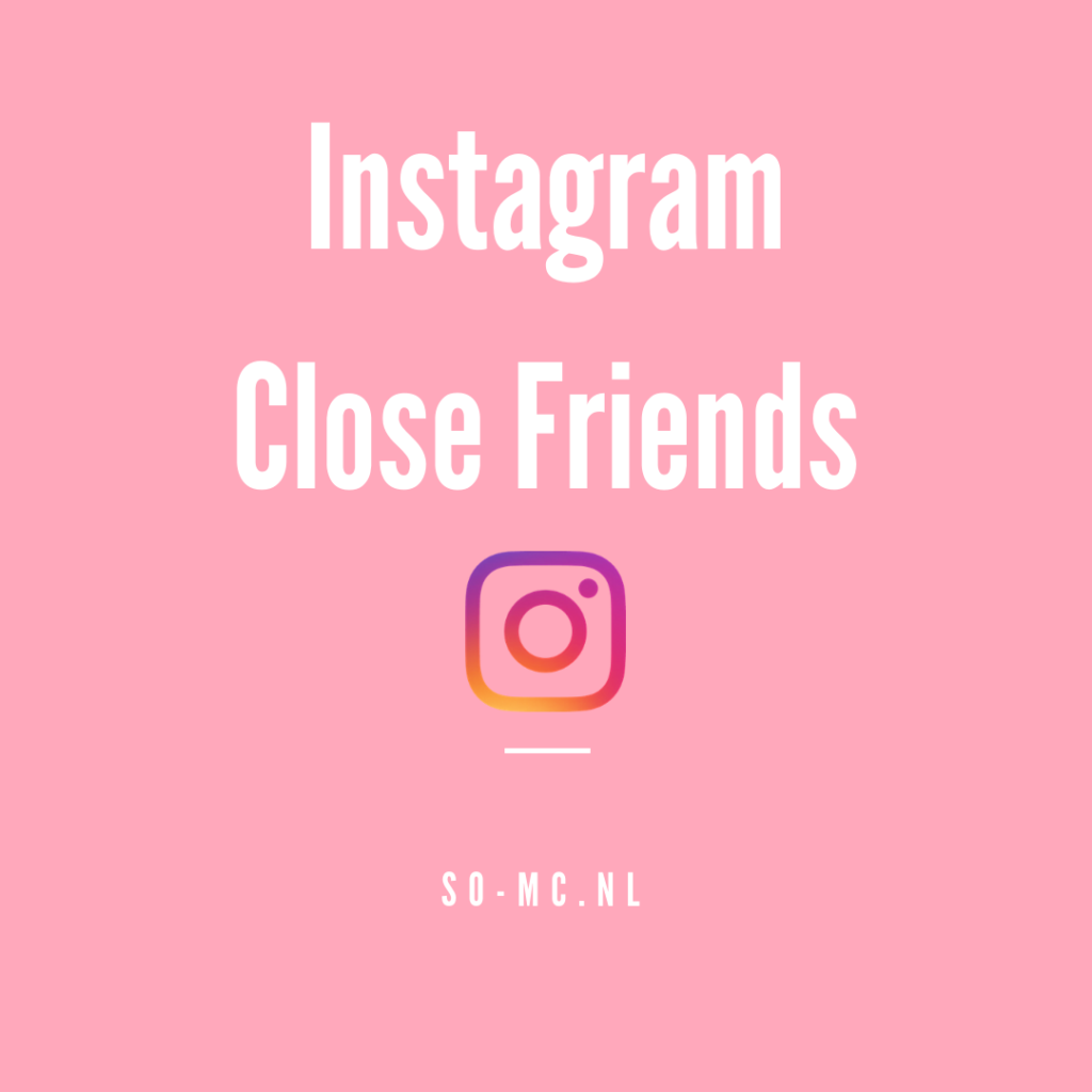 Instagram Close Friends _ story marketing for your business