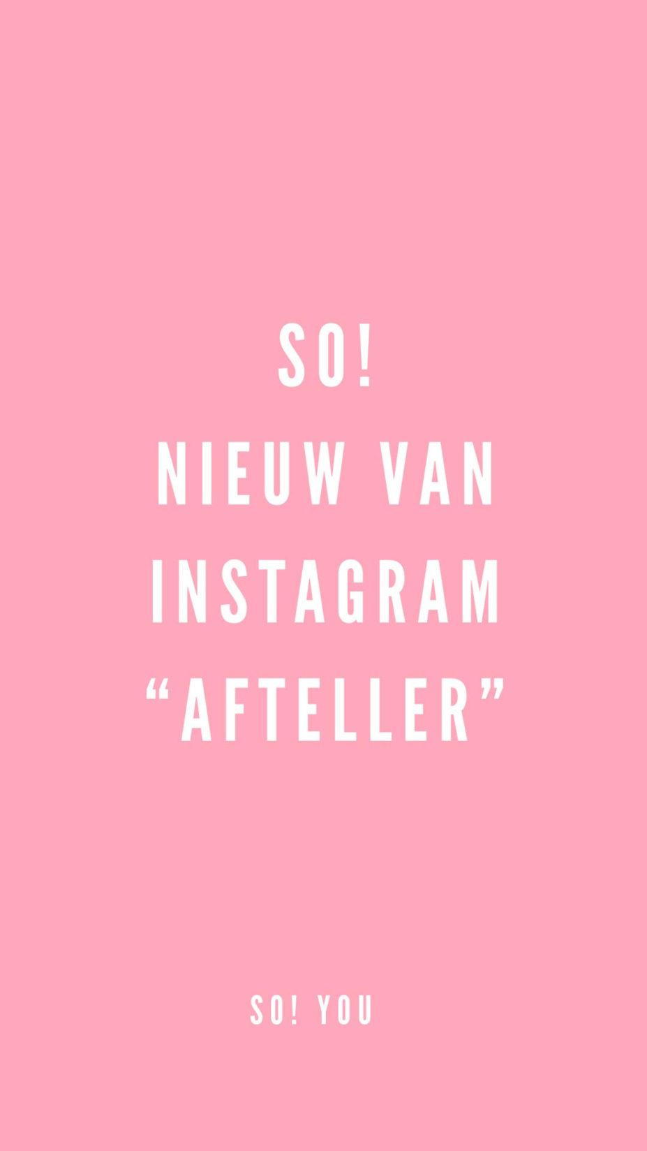 Instagram Story Marketing Aftellen intro