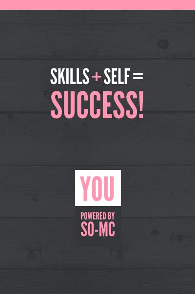 5 Redenen om mee te doen met Skills & Self = Success!