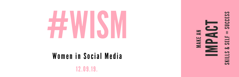 Women in Social Media Event 2019