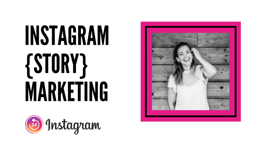 Video tutorial Instagram Story Marketing